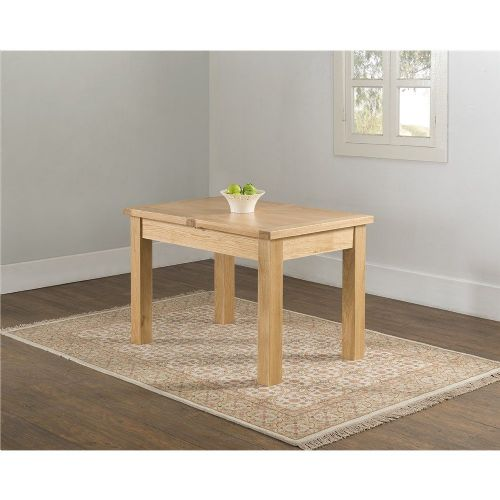 Valencia 120 x 80 Butterfly Extension Table